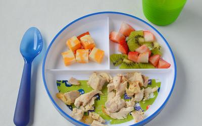 Tips de Seguridad para el lunch y comida de tu peque.
